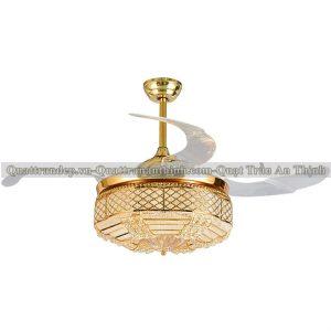Quạt trần cụp xòe An Thịnh 93HT-556